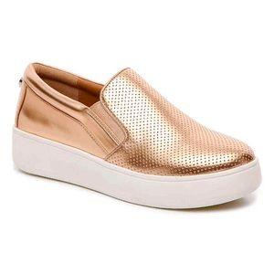 Steve Madden • Rose Gold Genette Slip-On Sneaker